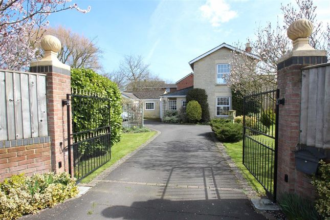Thumbnail Detached house for sale in Frome Road, Trowbridge, Wiltshire