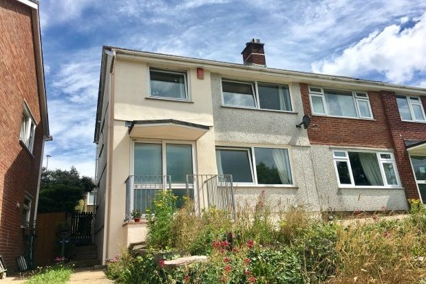 Thumbnail Property to rent in Highclere Gardens, Plymouth