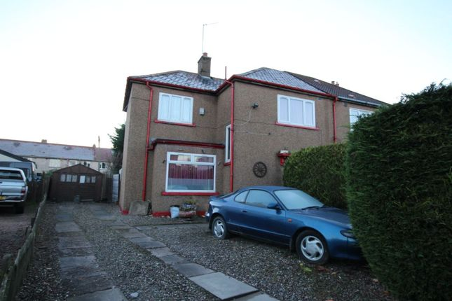 Thumbnail Semi-detached house for sale in Miltonbank Crescent, Guardbridge, St. Andrews