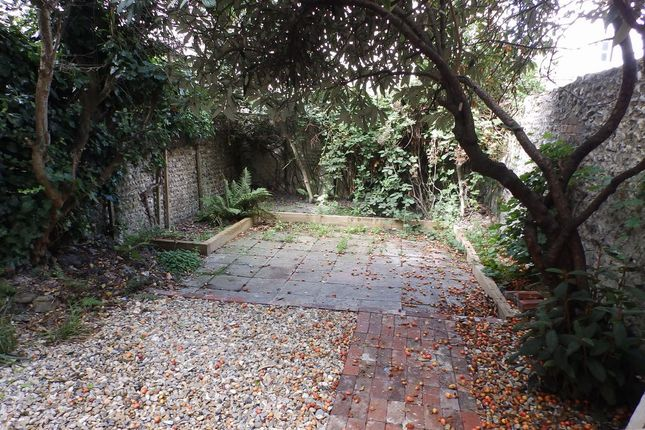 Garden of Brunswick Place, Hove, East Sussex BN3
