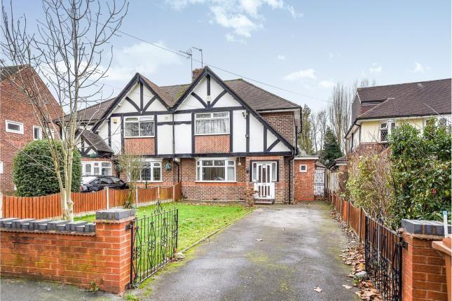 Semi-detached house in  Walstead Road  Delves  Walsall  Birmingham