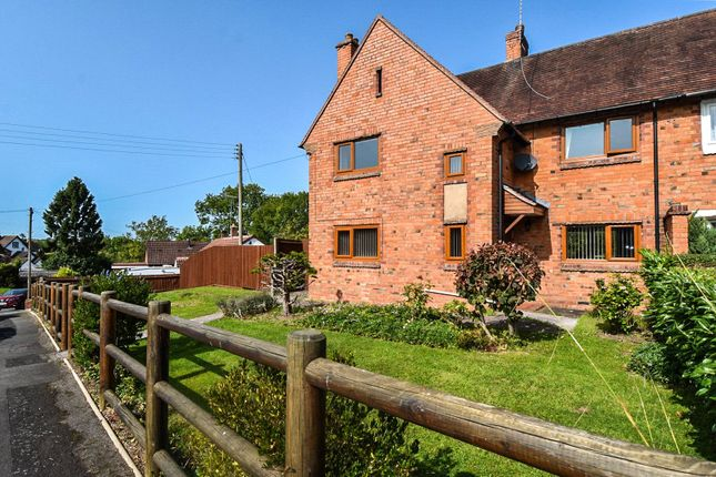 3 bed semi-detached house to rent in Moss Lane Close, Beoley, Redditch, Warwickshire B98