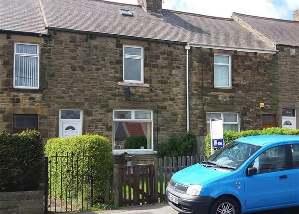 Thumbnail Terraced house for sale in Pont View, Leadgate, Consett