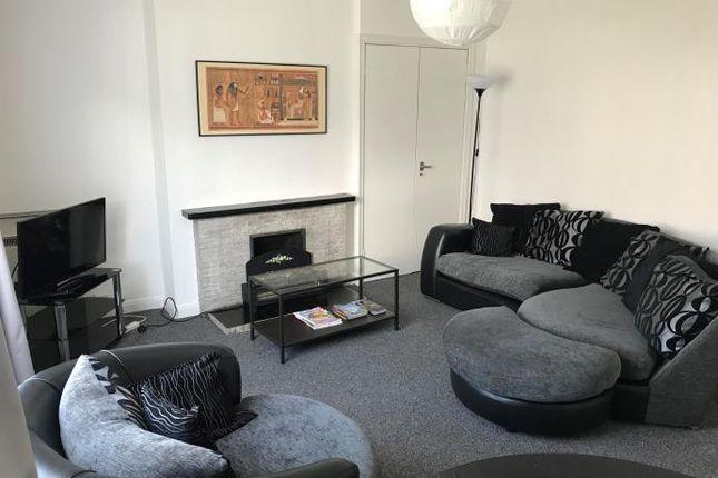 Thumbnail 2 bed flat to rent in Northfield Park, Edinburgh
