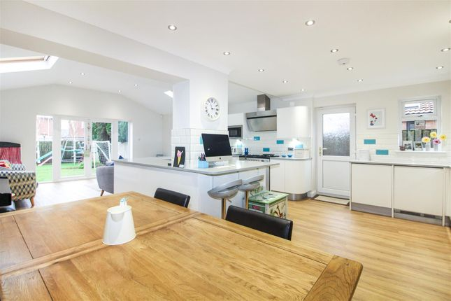Thumbnail Semi-detached house for sale in Crawshaw Avenue, Beverley