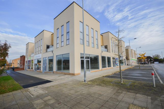 Thumbnail Flat for sale in Drake Avenue, Hempsted, Peterborough