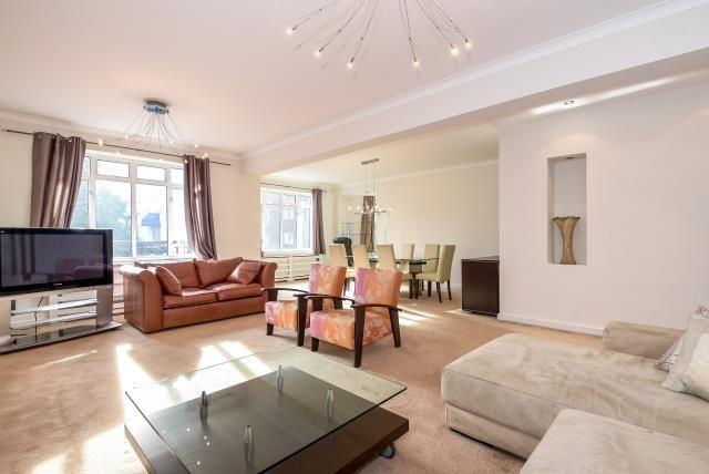 Thumbnail Flat for sale in Maitland Court, Lancaster Terrace W2,
