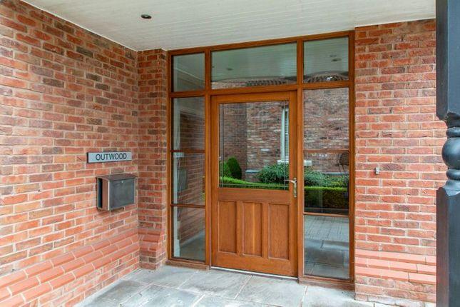 Covered Porch of Ashley Road, Hale, Altrincham WA15