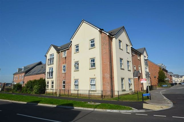 Thumbnail Flat for sale in St.Mawgan Street Kingsway, Quedgeley, Gloucester