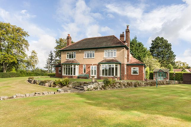 Thumbnail Detached house for sale in The Ridge, 25 Painshawfield Road, Stocksfield, Northumberland