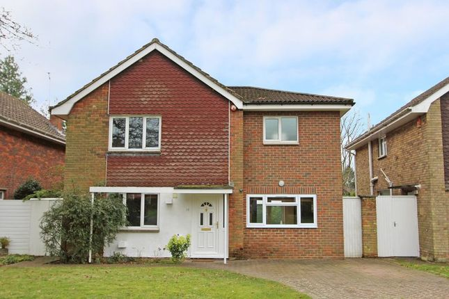 Thumbnail Detached house for sale in Bassett Meadow, Southampton