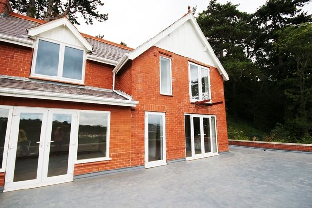 Thumbnail Detached house to rent in Nant Y Glyn Road, Colwyn Bay