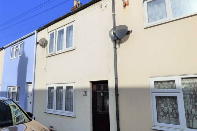 Thumbnail Terraced house for sale in Walpole Street, Weymouth