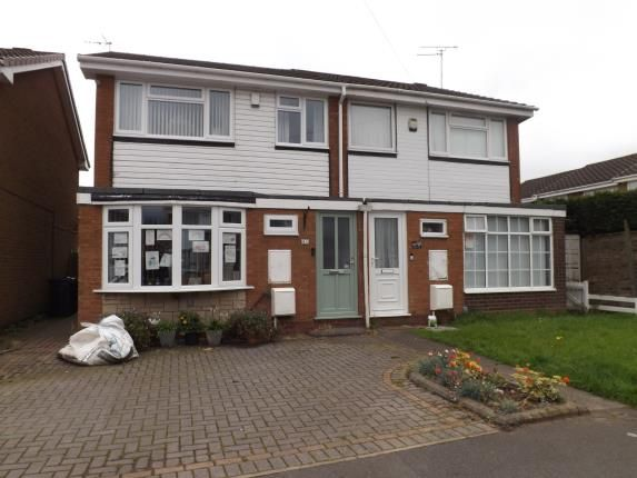 Thumbnail Semi-detached house for sale in Pinewood Drive, Birmingham, West Midlands
