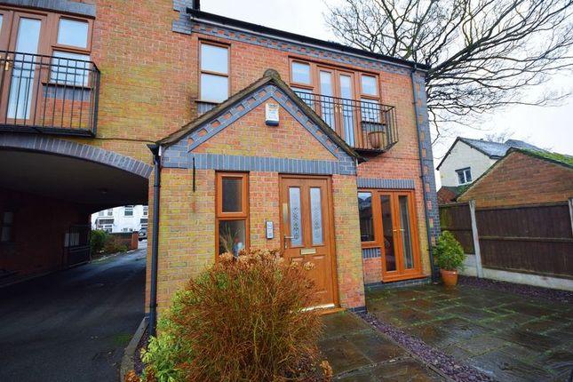 Thumbnail Flat for sale in High Lane, Burslem, Stoke-On-Trent