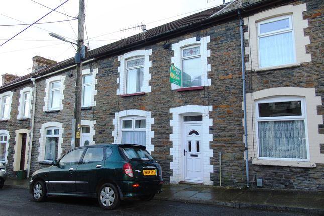 Thumbnail Terraced house for sale in Leyshon Street, Graig, Pontypridd