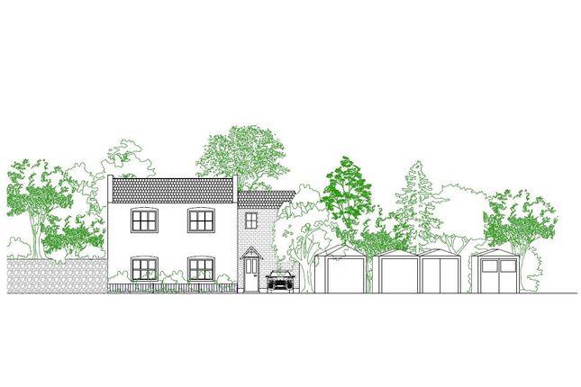 Refused - Proposed Street Elevations