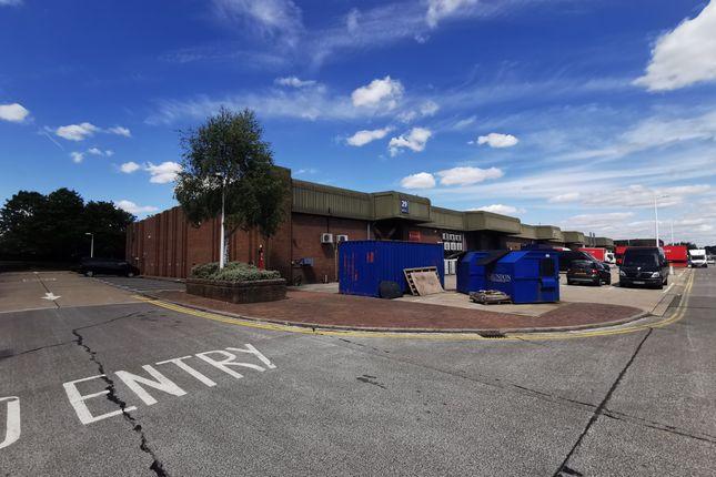 Externalrear of Unit 29, Barwell Business Park, Chessington KT9