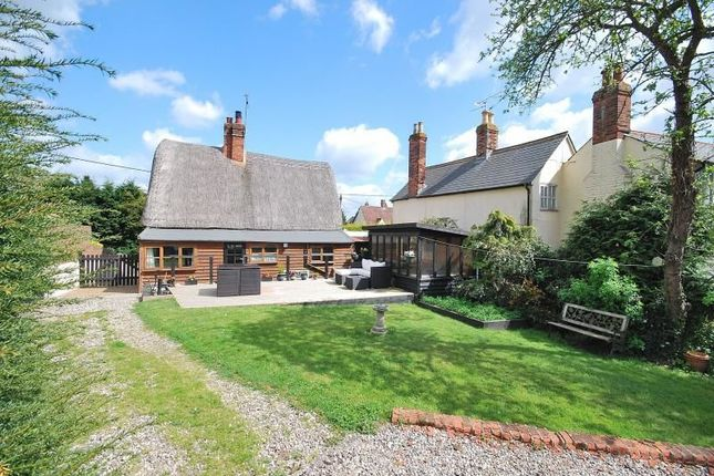 Thumbnail Detached house for sale in Main Road, Ford End, Chelmsford