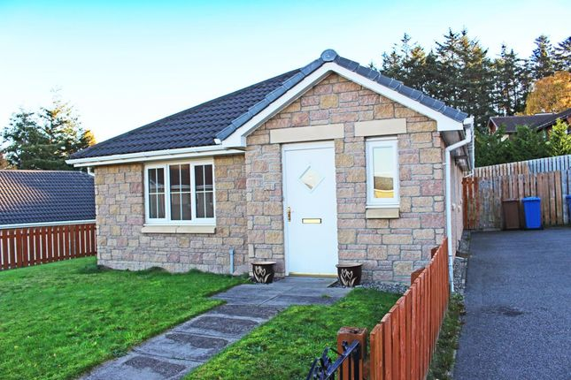 Thumbnail Detached bungalow to rent in Rowan Grove, Smithton, Inverness