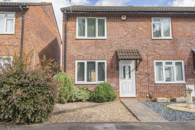 Semi-detached house for sale in Bramley Court, Barrs Court, Bristol