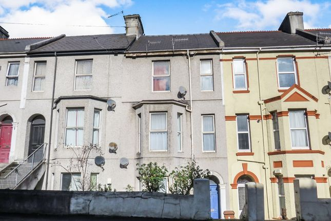 Thumbnail Flat for sale in Percy Terrace, Lipson, Plymouth