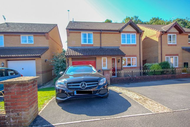 Thumbnail Detached house for sale in Fennel Way, Yeovil