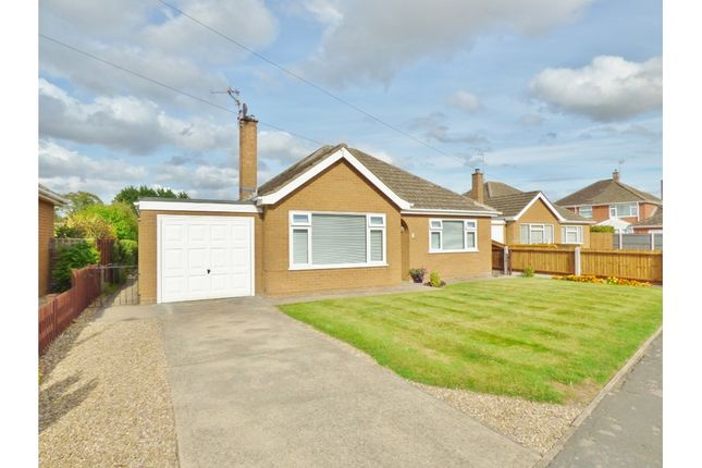 Thumbnail Bungalow for sale in Westmoreland Road, Moulton, Spalding