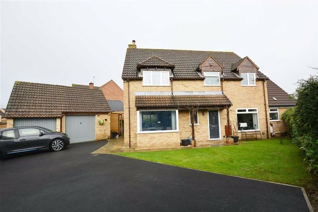 Thumbnail Detached house for sale in Kingfisher Rise, Quedgeley, Gloucester