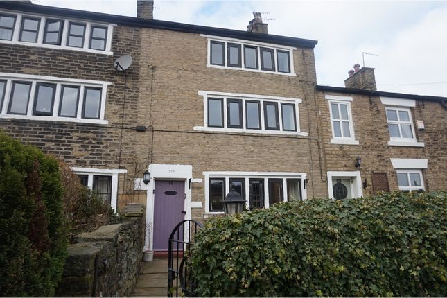 Thumbnail Town house for sale in John Street, Stalybridge