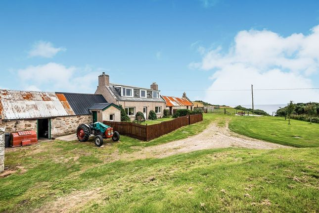 Thumbnail 3 bed detached house for sale in Seaview, Doll, Brora, Sutherland