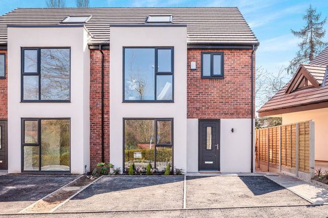 Thumbnail Semi-detached house for sale in Mayors Walk, Pontefract