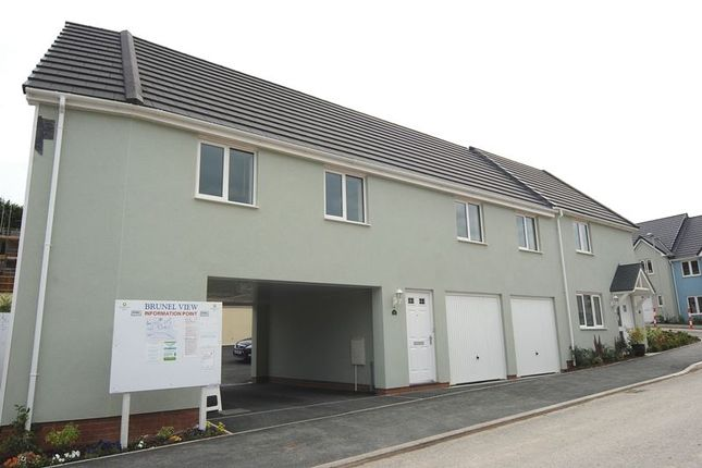Thumbnail Flat to rent in Bridge View, Plymouth