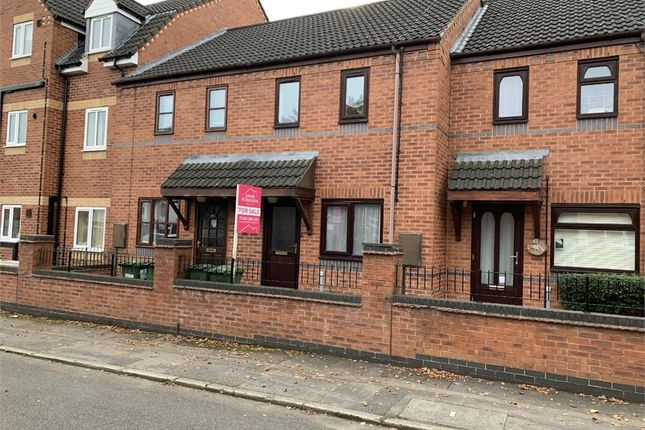 2 bed town house for sale in Auburn Road, Blaby, Leicester LE8