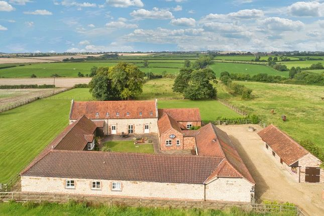 Thumbnail Barn conversion for sale in Stonesby Road, Saltby, Melton Mowbray