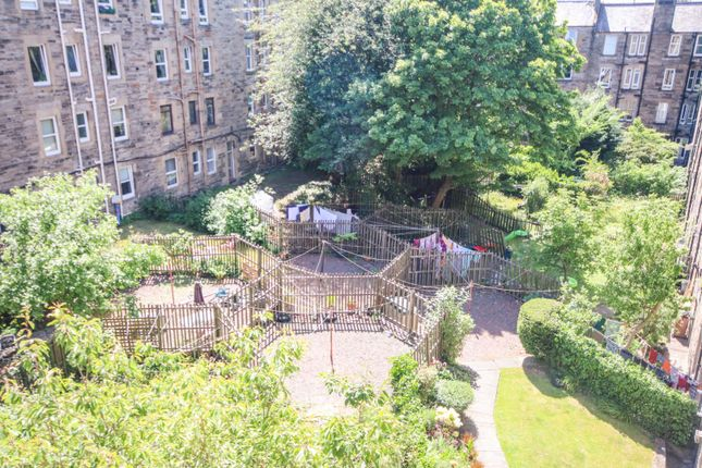 Rear Garden of Fowler Terrace, Edinburgh EH11