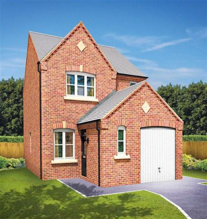 Thumbnail Detached house for sale in Kingshill, Accrington, Lancashire