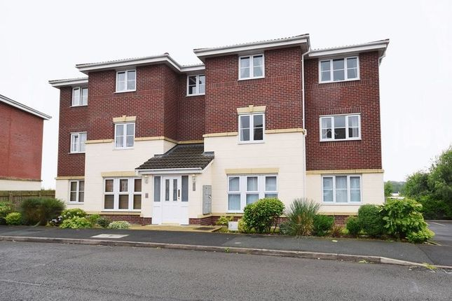 Thumbnail Flat for sale in Chillington Way, Norton, Stoke-On-Trent