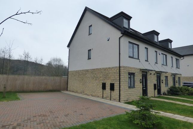 Thumbnail Town house for sale in Mill Lane, Halton, Lancaster