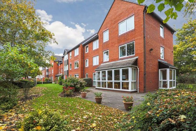 Thumbnail Flat for sale in Homehall House, Sutton Coldfield