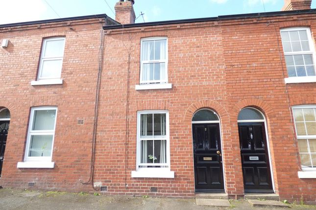 Thumbnail Terraced house for sale in St. Anns Road, Carlisle