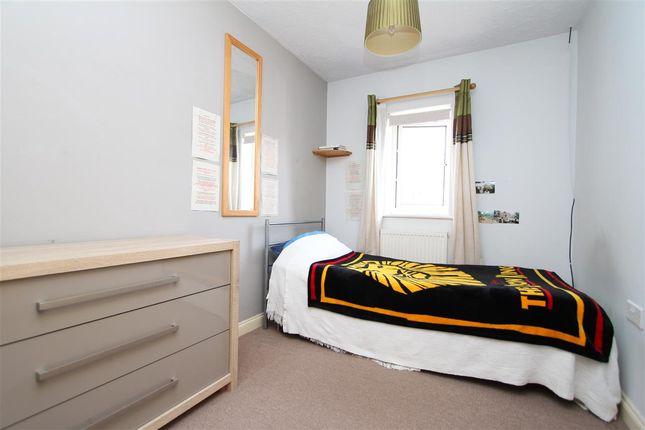 Bedroom Three of Padbrook Court, Cavendish Street, Ipswich, Suffolk IP3