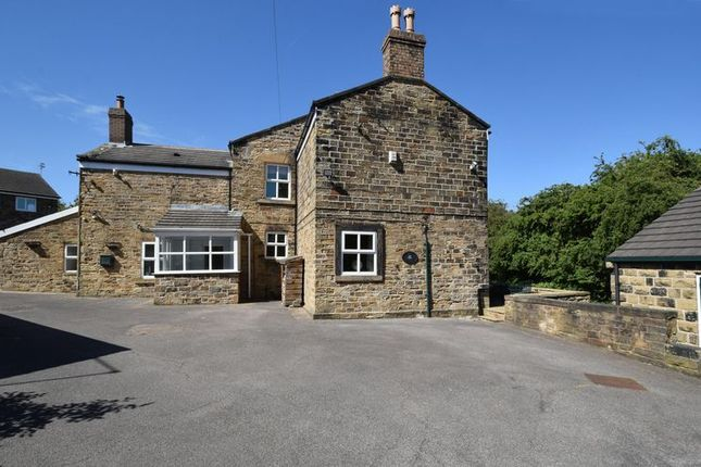 Thumbnail Detached house for sale in Wath Road, Elsecar, Barnsley