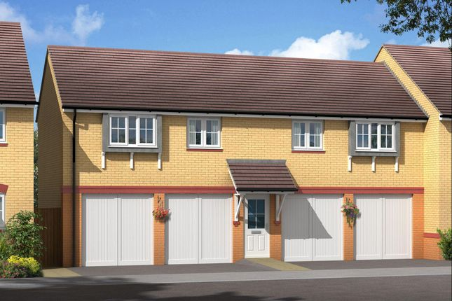 """2 bedroom flat for sale in """"Drayton"""" at Michaels Drive, Corby"""