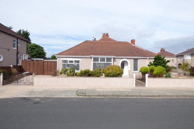 Thumbnail Detached bungalow for sale in Michaelson Avenue, Torrisholme, Morecambe, Lancashire