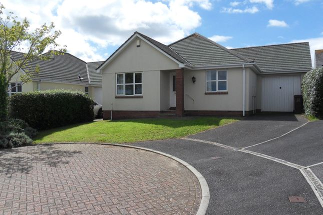 Thumbnail Detached bungalow for sale in Weekaborough Drive, Marldon, Paignton