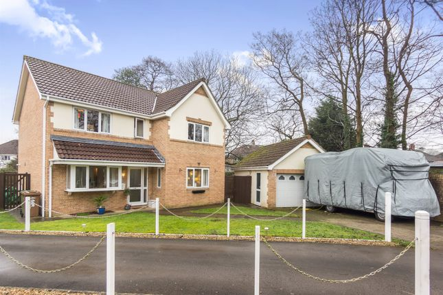 Thumbnail Detached house for sale in Morgan Street, Caerphilly