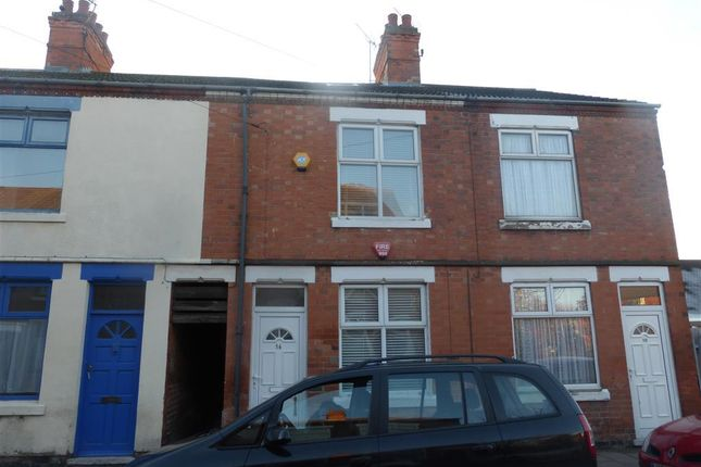 Thumbnail Terraced house to rent in Rendell Street, Loughborough