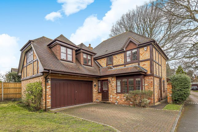5 bed detached house to rent in The Grange, Midway, Walton On Thames KT12