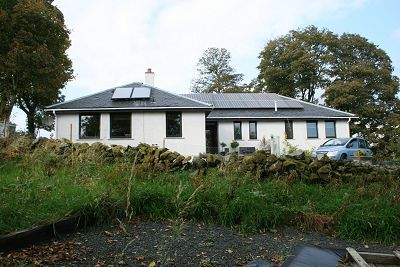 4 bed detached bungalow for sale in Feoch, Knowe Road, Barrhill